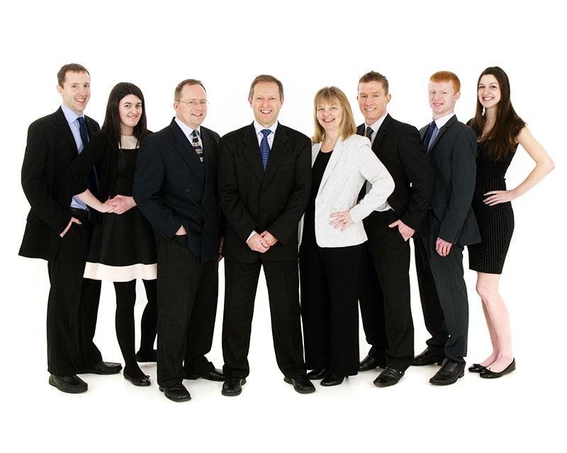 Alan Boddy & Co Team